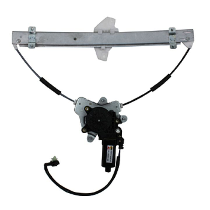 Power window motor and regulator assembly fits hyundai for 2000 hyundai elantra window regulator
